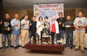 Press Conference Indonesia Diecast Expo