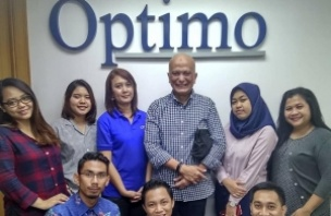 29/1/19 Orientasi & diskusi bersama tim Granton Marketing